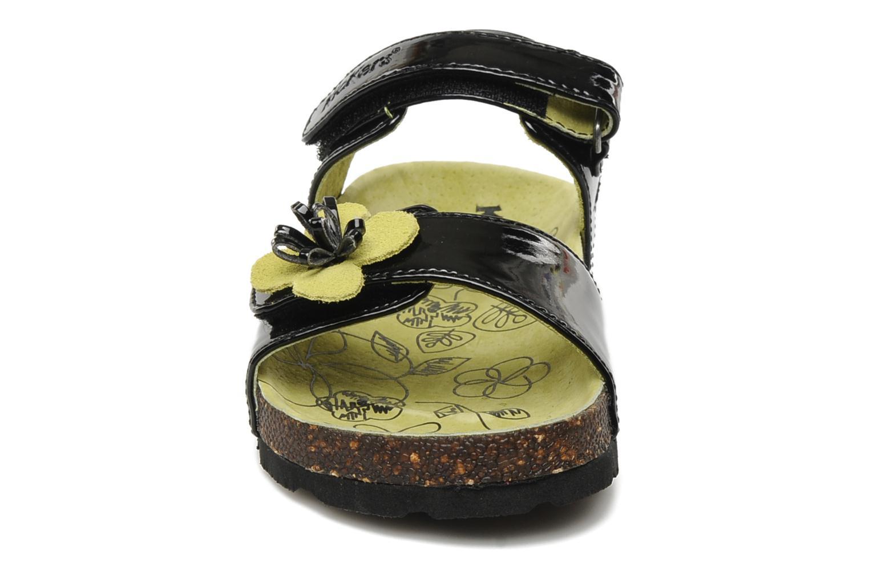 Sandalen Kickers MAGISUN Zwart model