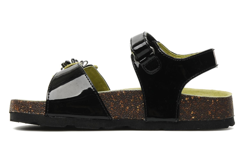 Sandalen Kickers MAGISUN Zwart voorkant