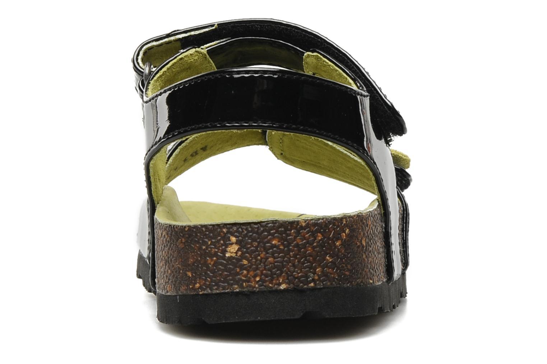 Sandalen Kickers MAGISUN Zwart rechts