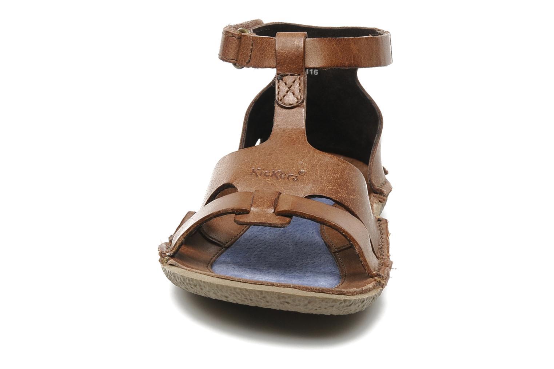 Sandalen Kickers PREPPY V Bruin model