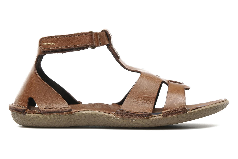 Sandalen Kickers PREPPY V Bruin achterkant