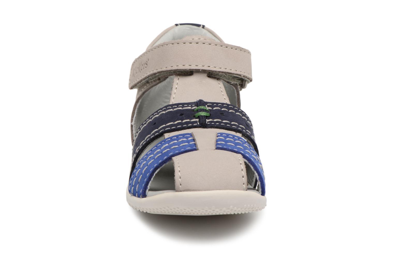 Sandalen Kickers BIGBAZAR Grijs model
