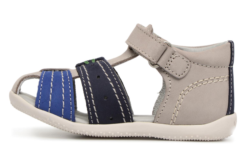 Sandalen Kickers BIGBAZAR Grijs voorkant