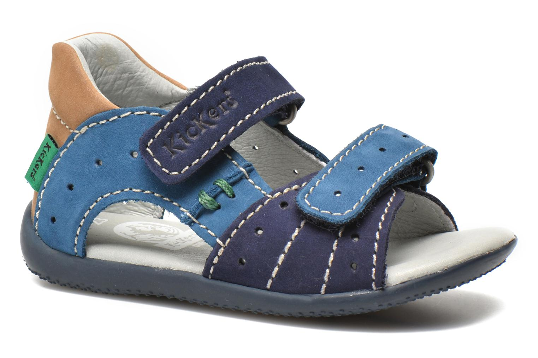 Sandalen Kickers BOPING Blauw detail