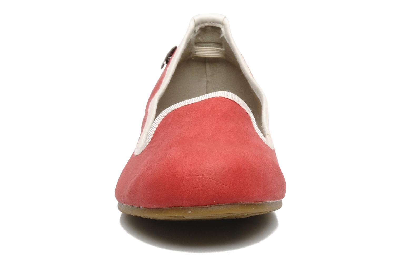 Slipper Refresh CLIPSO rot schuhe getragen