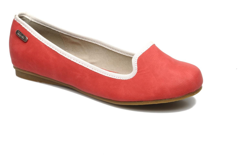 Slipper Refresh CLIPSO rot detaillierte ansicht/modell