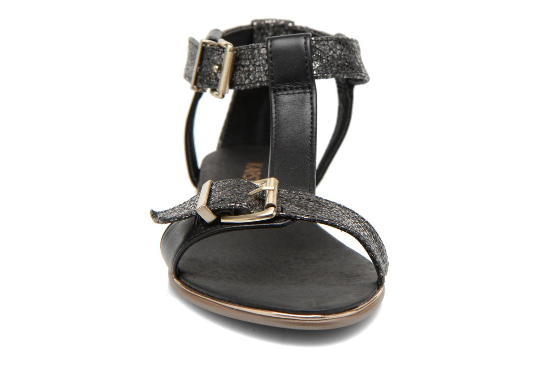 Sandales et nu-pieds Karston Sobel Noir vue portées chaussures