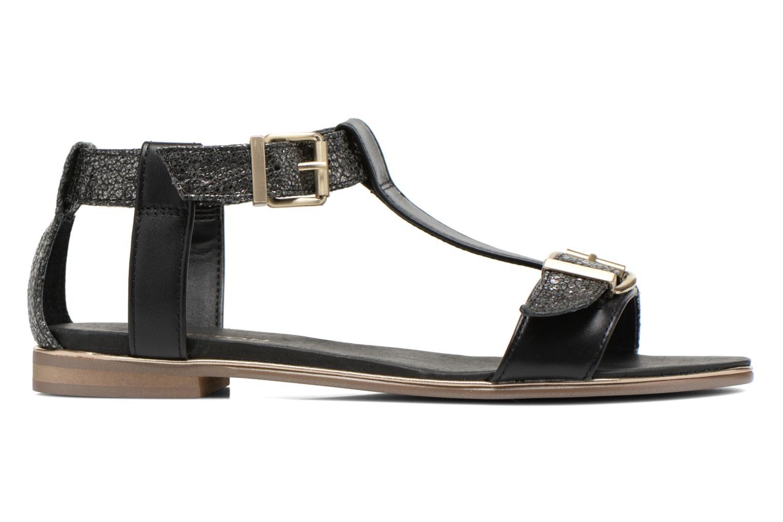 Sandales et nu-pieds Karston Sobel Noir vue derrière