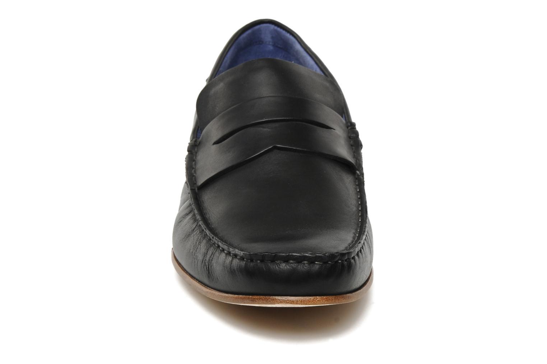 Slipper Ted Baker Vitric 3 schwarz schuhe getragen
