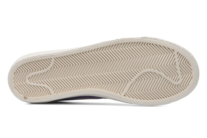 Sneakers Nike Wmns Blazer Low Suede Vintage Paars boven