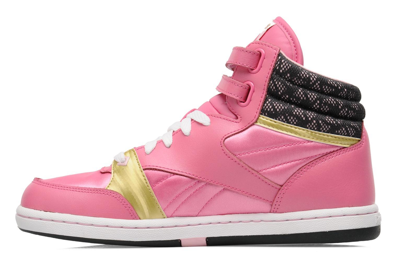 Sneakers Reebok Allylynn Roze voorkant