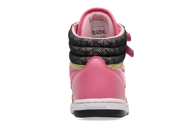 Sneakers Reebok Allylynn Roze rechts