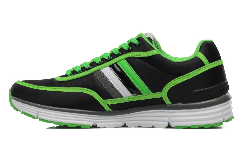 Sneakers Serafini Neon 740 Zwart voorkant