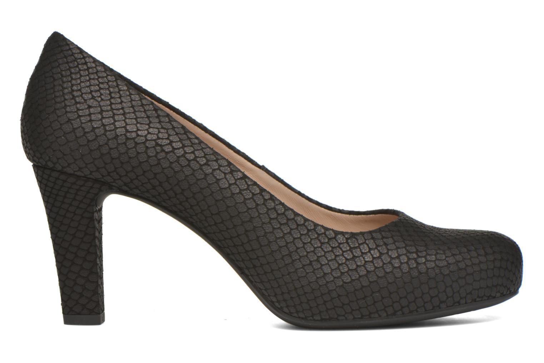 Zapatos de tacón Unisa Numis Negro vistra trasera