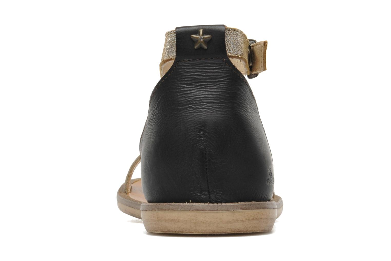 Sandalen IKKS Daisy Zilver rechts