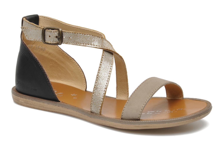 Sandalen IKKS Daisy Zilver detail