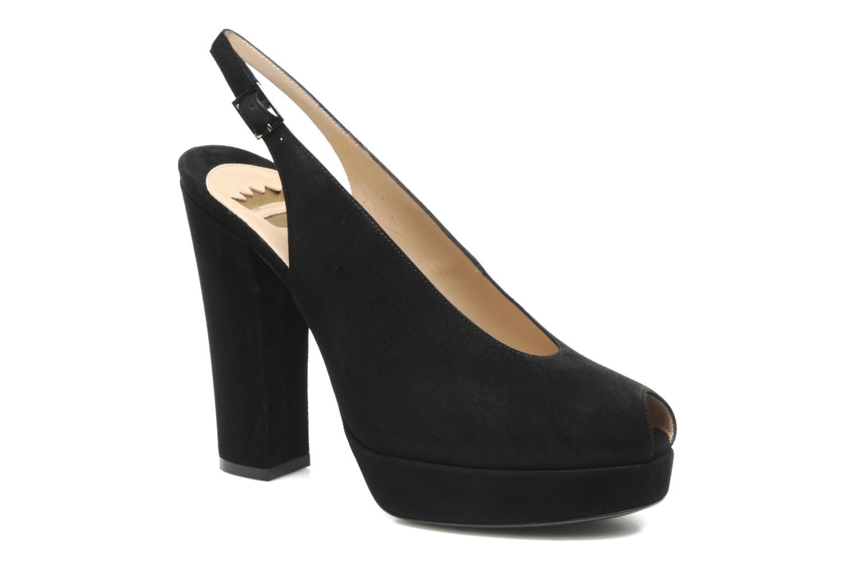 Grandes descuentos últimos zapatos Ernesto Esposito Elia (Negro) - Sandalias Descuento