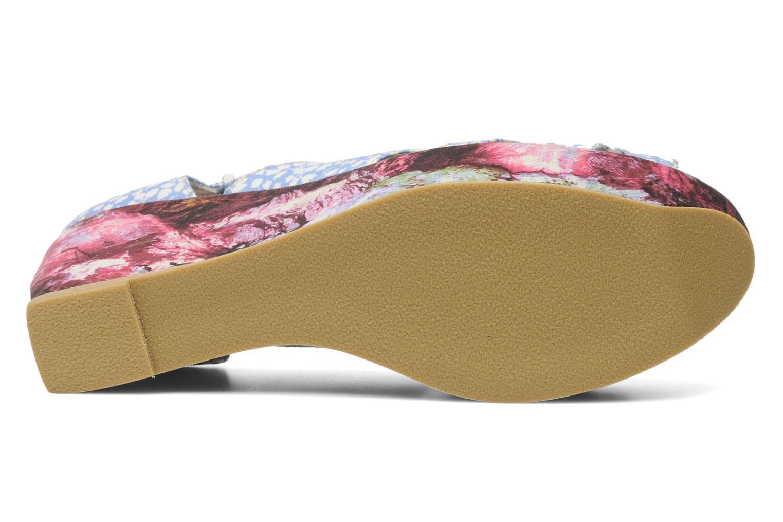 Sandalen B Store Edwige 5 Multicolor boven