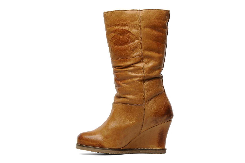 Stiefeletten & Boots Dune London ROCHA orange ansicht von vorne