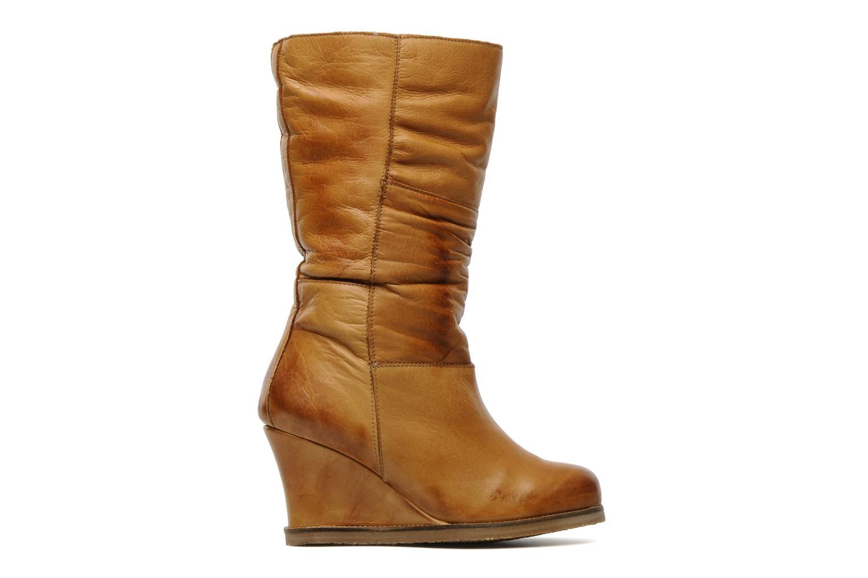 Stiefeletten & Boots Dune London ROCHA orange ansicht von hinten