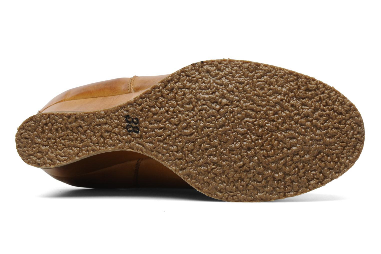 Stiefeletten & Boots Dune London ROCHA orange ansicht von oben
