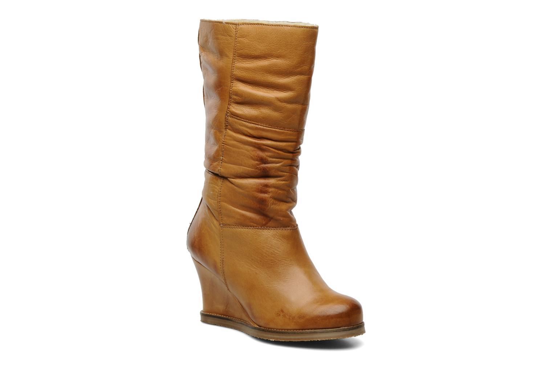 Stiefeletten & Boots Dune London ROCHA orange detaillierte ansicht/modell