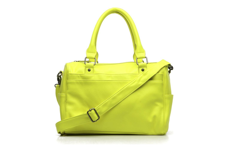 Bolsos de mano Pieces Ginny Bag Amarillo vista de frente