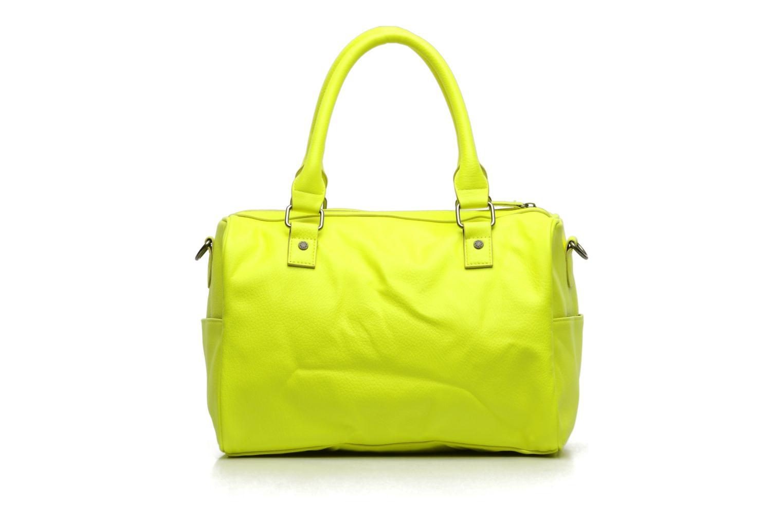 Bolsos de mano Pieces Ginny Bag Amarillo vista de detalle / par