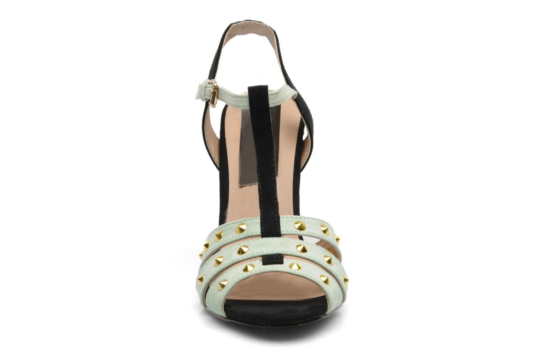 Sandalen I Love Shoes Phopealing grün schuhe getragen