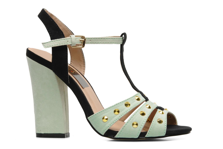 Sandalen I Love Shoes Phopealing grün ansicht von hinten