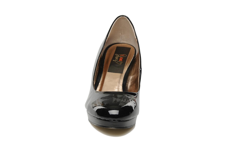 Escarpins I Love Shoes Nev 2 Noir vue portées chaussures