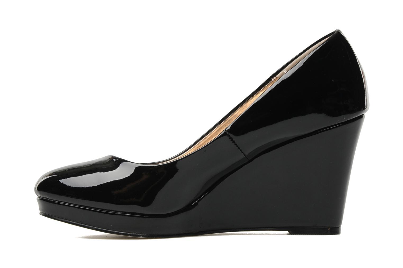 Escarpins I Love Shoes Nev 2 Noir vue face