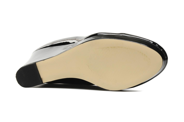Escarpins I Love Shoes Nev 2 Noir vue haut