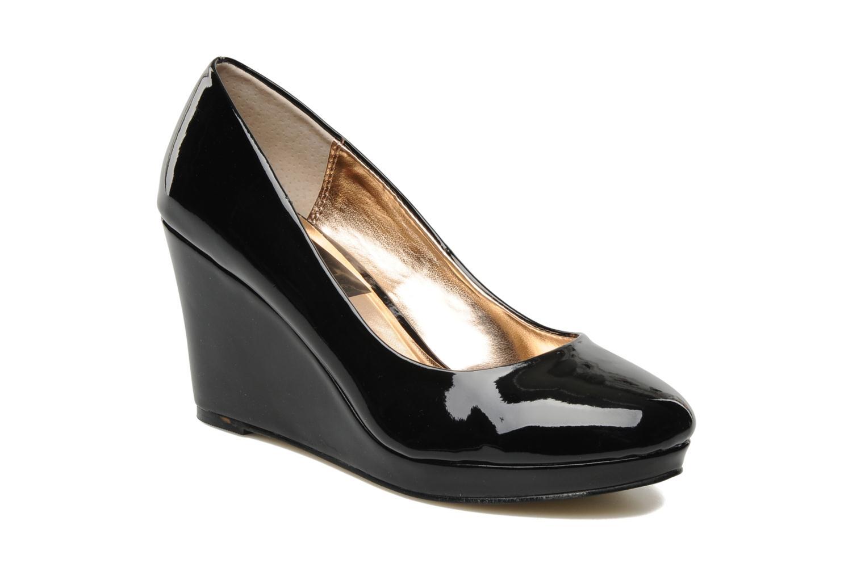 Escarpins I Love Shoes Nev 2 Noir vue détail/paire