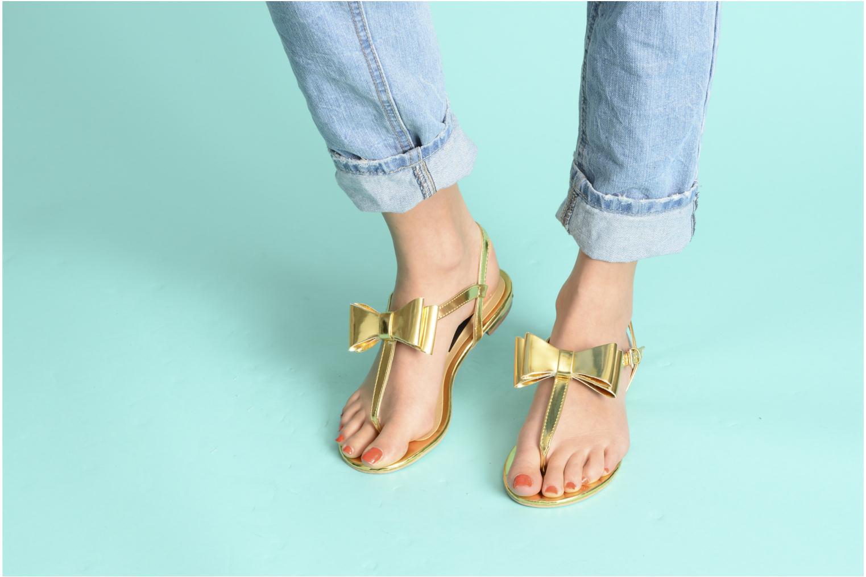 Sandalen I Love Shoes Pholala Goud en brons onder