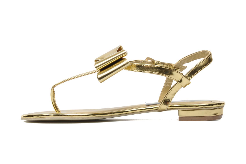 Sandalen I Love Shoes Pholala Goud en brons voorkant