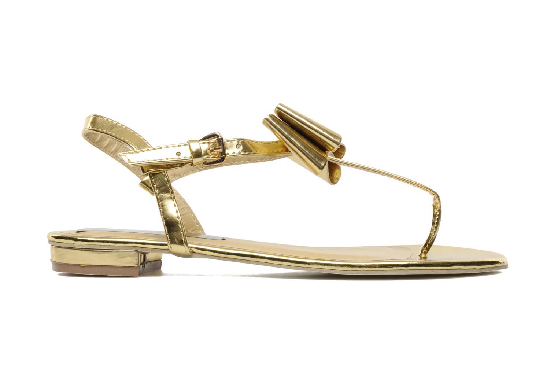 Sandalen I Love Shoes Pholala Goud en brons achterkant