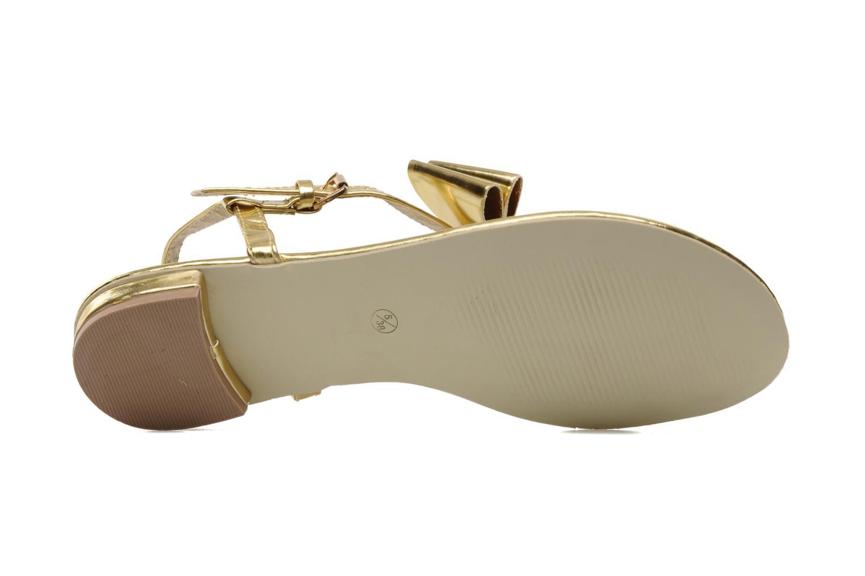 Sandalen I Love Shoes Pholala Goud en brons boven