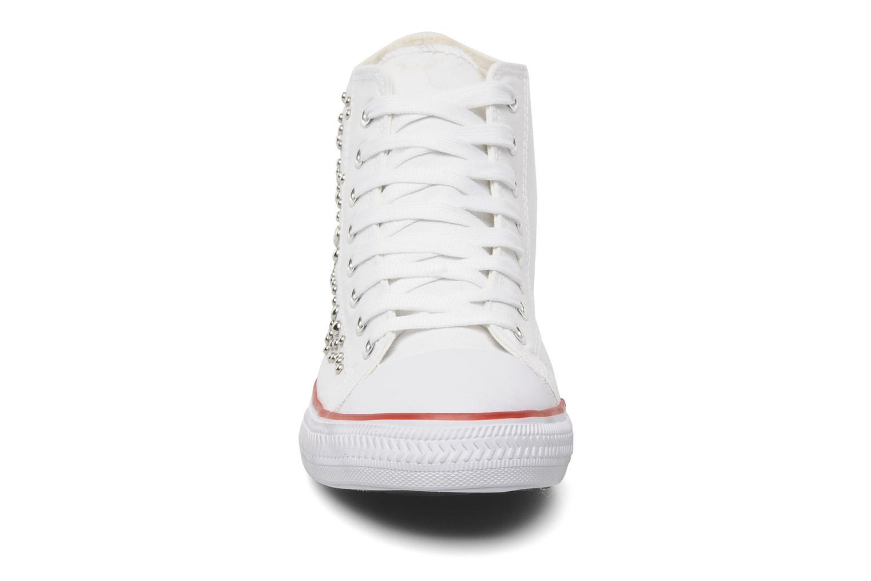 Sneaker I Love Shoes Phobize weiß schuhe getragen