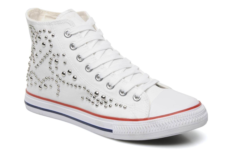 Sneaker I Love Shoes Phobize weiß detaillierte ansicht/modell