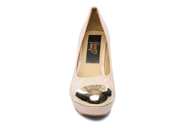 Pumps I Love Shoes Phofolle rosa schuhe getragen