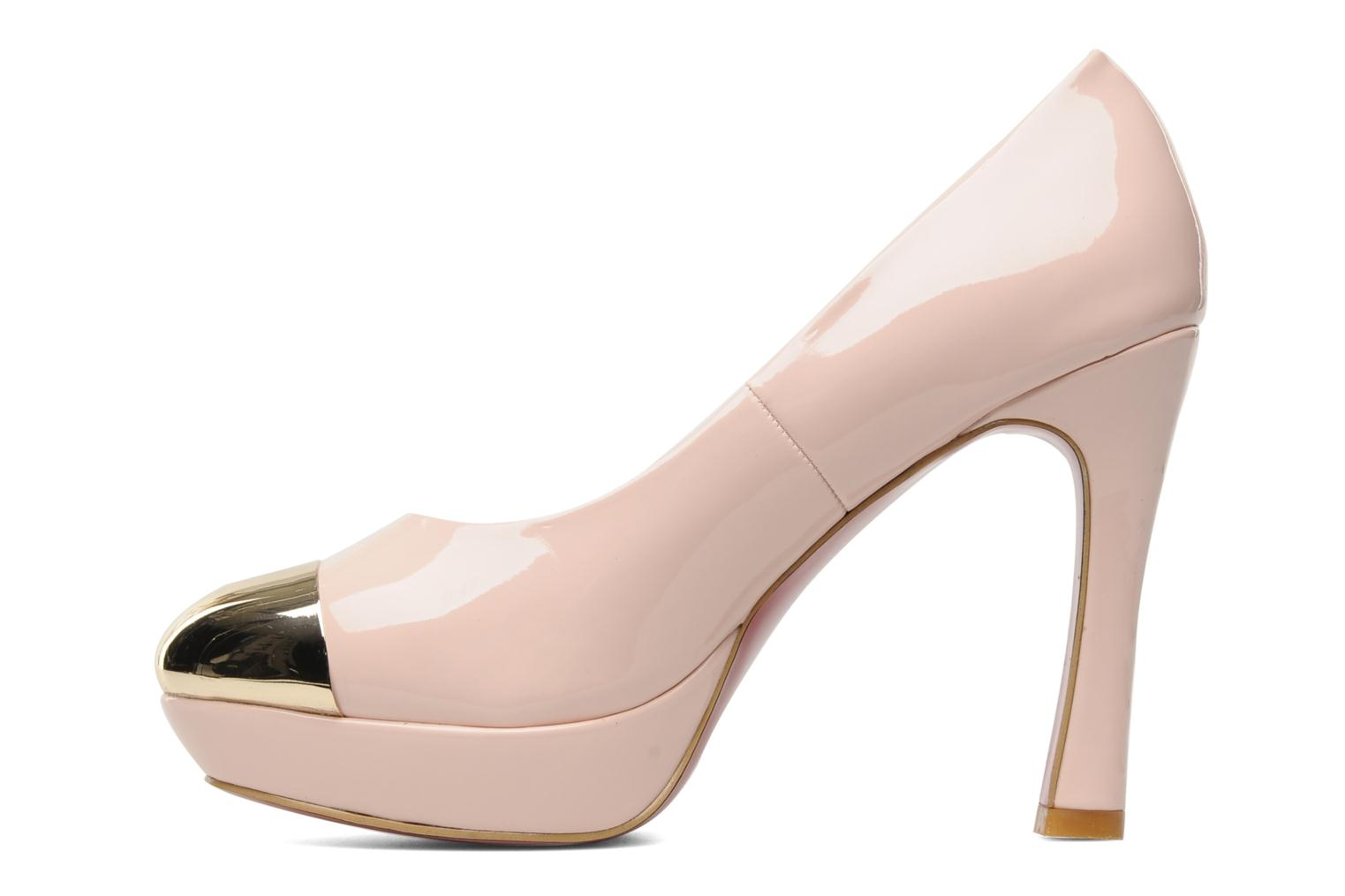 High heels I Love Shoes Phofolle Pink front view