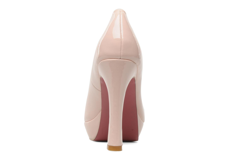 Escarpins I Love Shoes Phofolle Rose vue droite