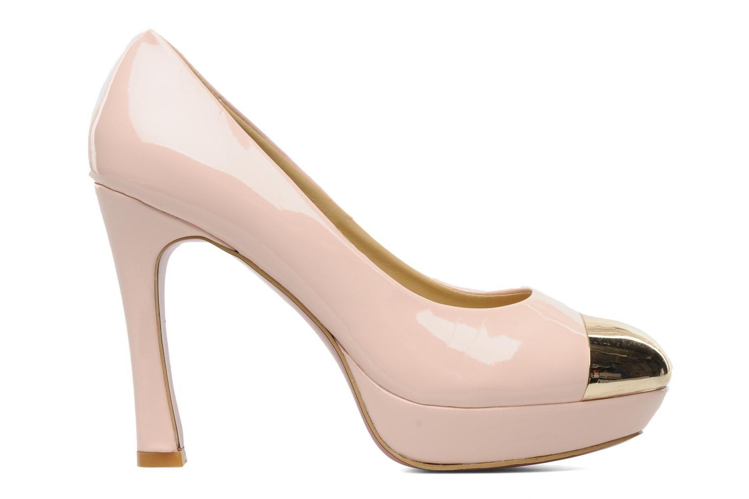 High heels I Love Shoes Phofolle Pink back view