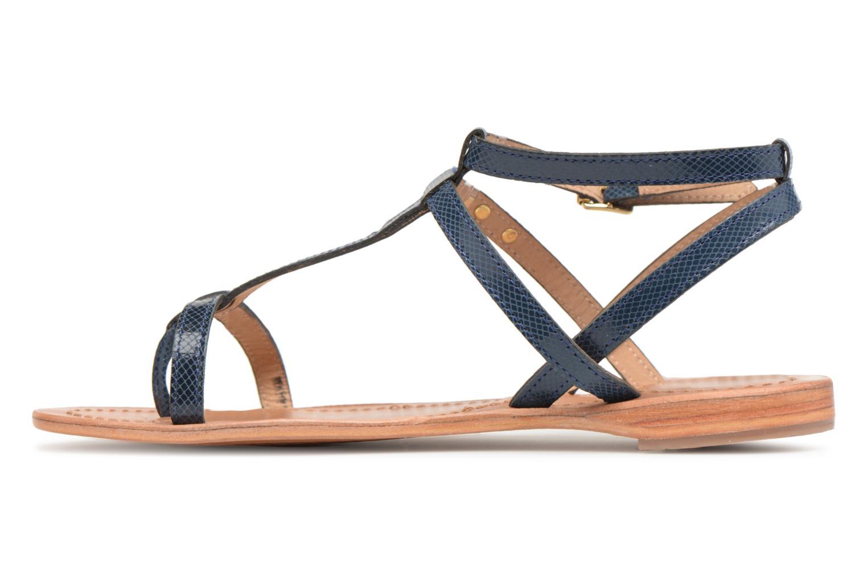 Sandali e scarpe aperte Les Tropéziennes par M Belarbi Hilan Azzurro immagine frontale