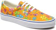 (Van Doren) orange/sea creatures
