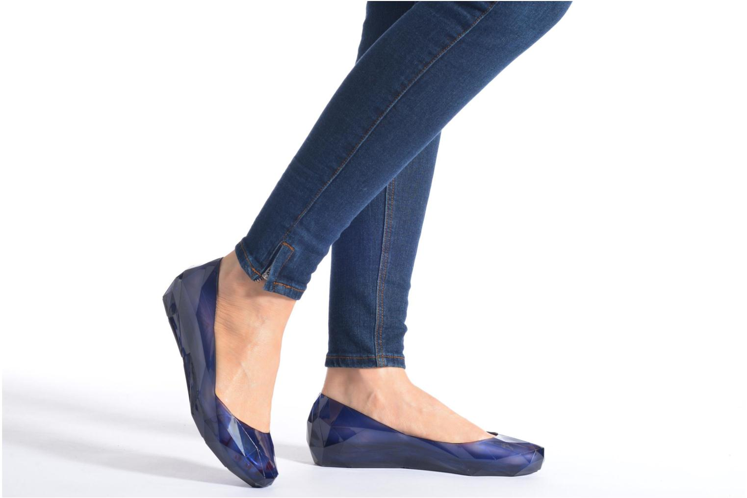 Ballet pumps United Nude Lo Res Low Blue view from underneath / model view
