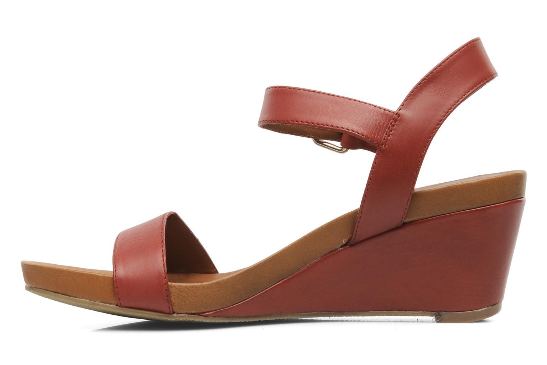 Sandali e scarpe aperte Bruno Premi Noa Rosso immagine frontale