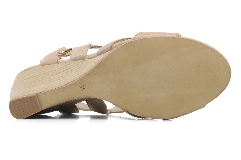 Sandali e scarpe aperte Bruno Premi Mia Beige immagine dall'alto
