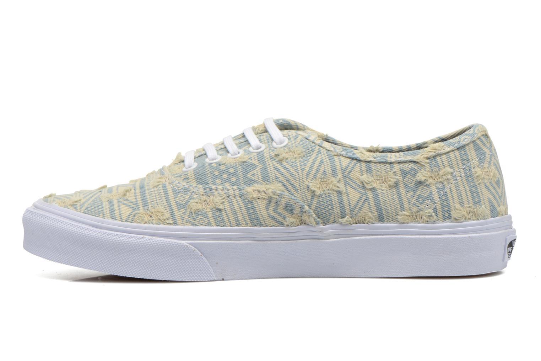 Sneaker Vans Authentic Slim W mehrfarbig ansicht von vorne